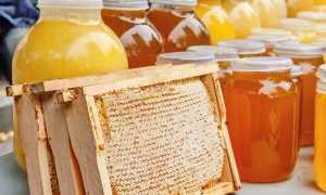 Цвет, запах и вкус меда