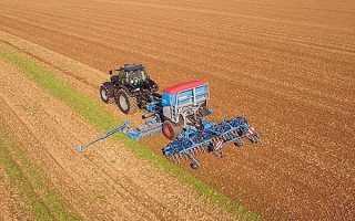 Сроки и способы посева сельскохозяйственных культур
