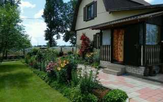 Разница между садовым и дачным домом: ищем отличие