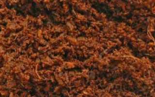 Кокосовый субстрат в брикетах, стружке, таблетках и волокне: как использовать, для чего нужен рассаде, как подготовить, виды и отзывы