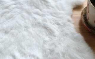 Как происходит выделка шкурок кролика и что для этого необходимо