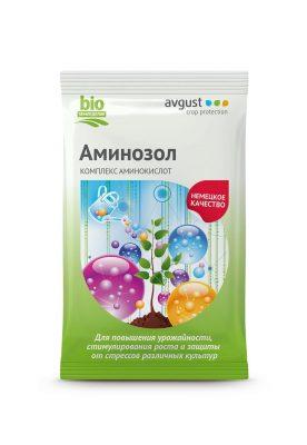 «Аминозол» - природное удобрение-стимулятор