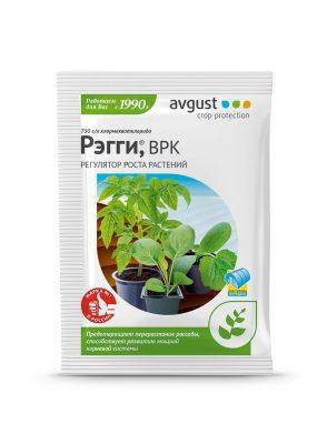 «Рэгги» - регулятор роста растений от перерастания рассады