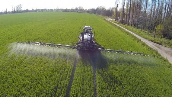 Внесение удобрений под яровую пшеницу