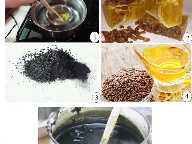 Порядок приготовления вара (рецепт № 3)