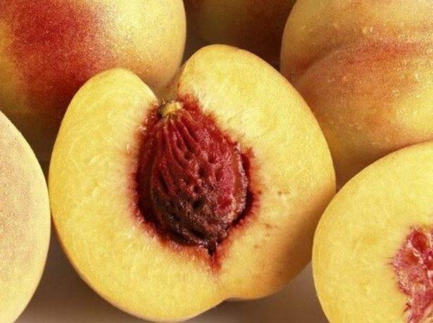Сорт персика Золотой триумф