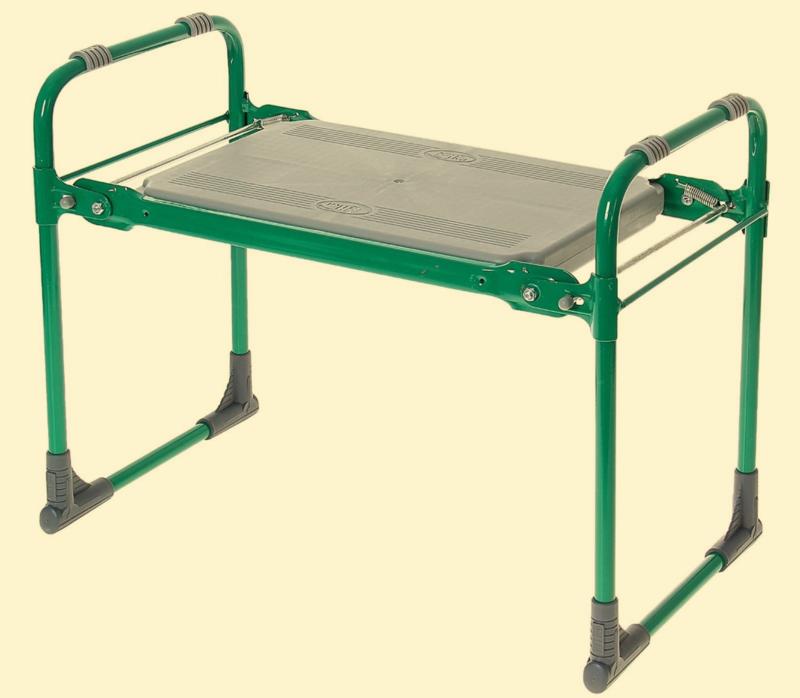 Скамейки для огорода — нюансы выбора