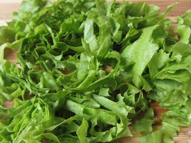 Полезные свойства салата латук