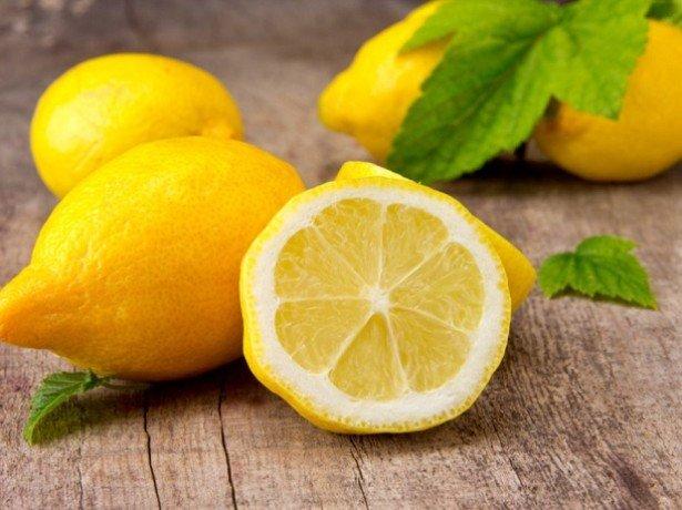 Лимон – полезные свойства фото