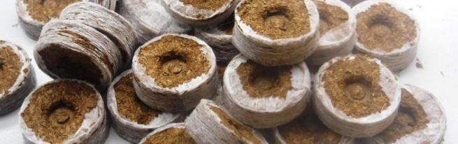 Как правильно пользоваться торфяными таблетками для рассады